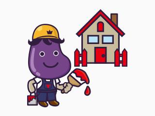 お家の塗装 北九州市