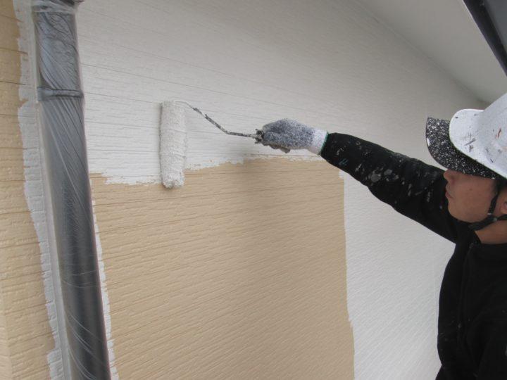 ⇦外壁塗装(2階)➃