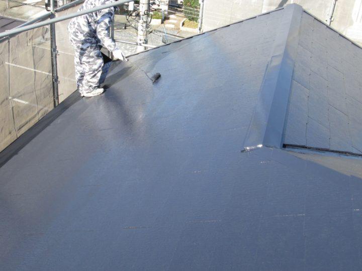 ⇦屋根塗装⑤