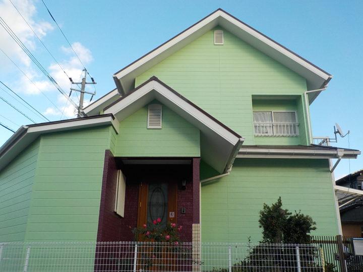遠賀郡 N様邸 屋根・外壁塗装工事