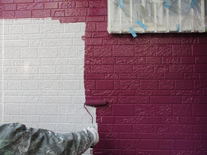 ⇦外壁塗装➃