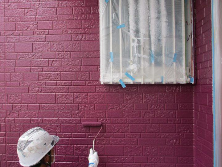 ⇦外壁塗装⑤