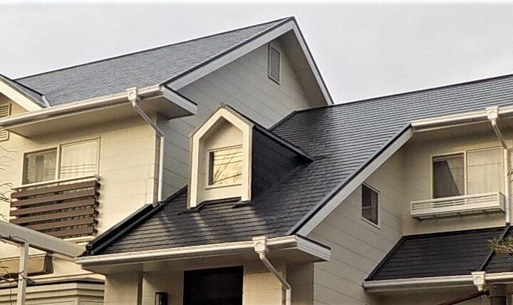 北九州市若松区 M様邸 屋根塗装工事