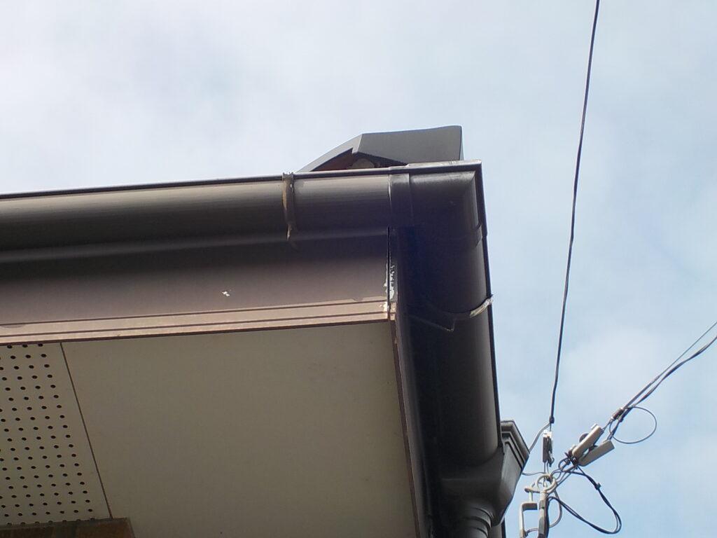 樋・破風板 北九州市