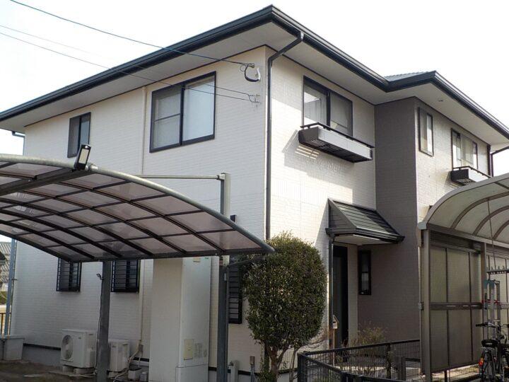 遠賀郡 M様邸 屋根・外壁塗装工事