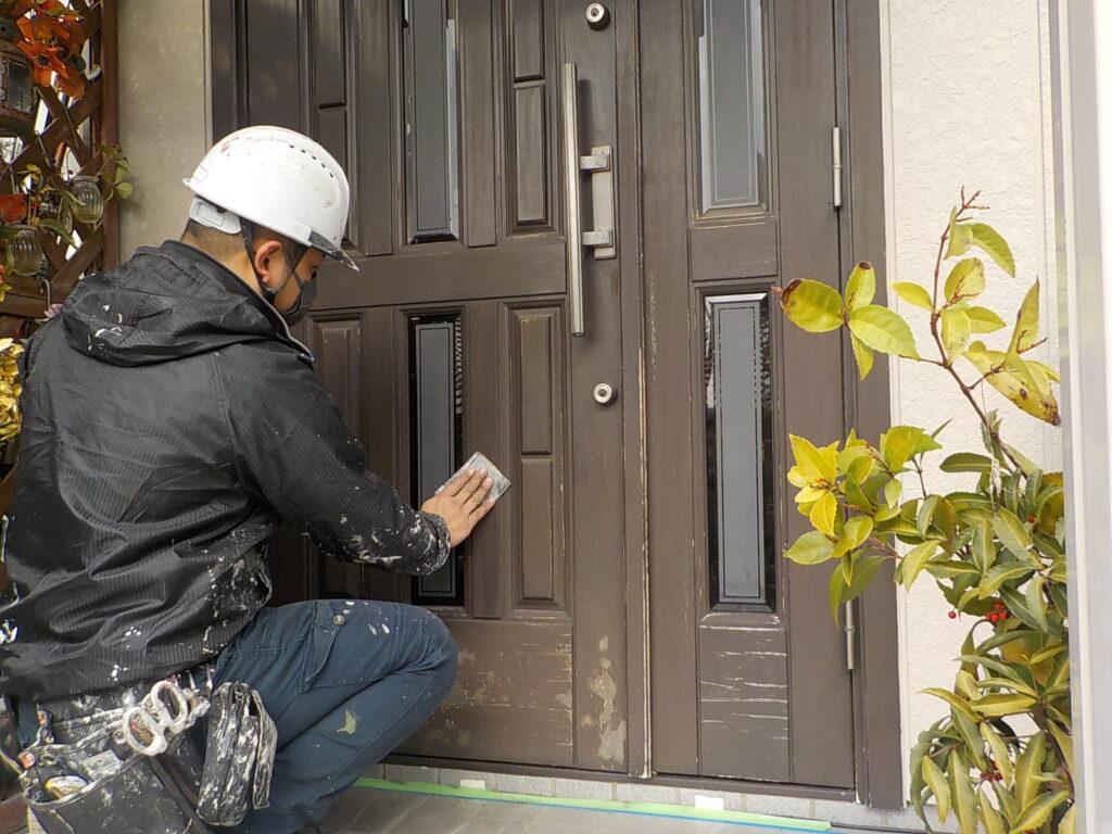 玄関ドア 八幡西区