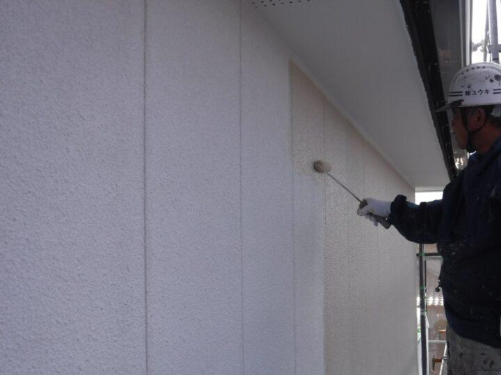 【2階外壁・軒天井⑤】