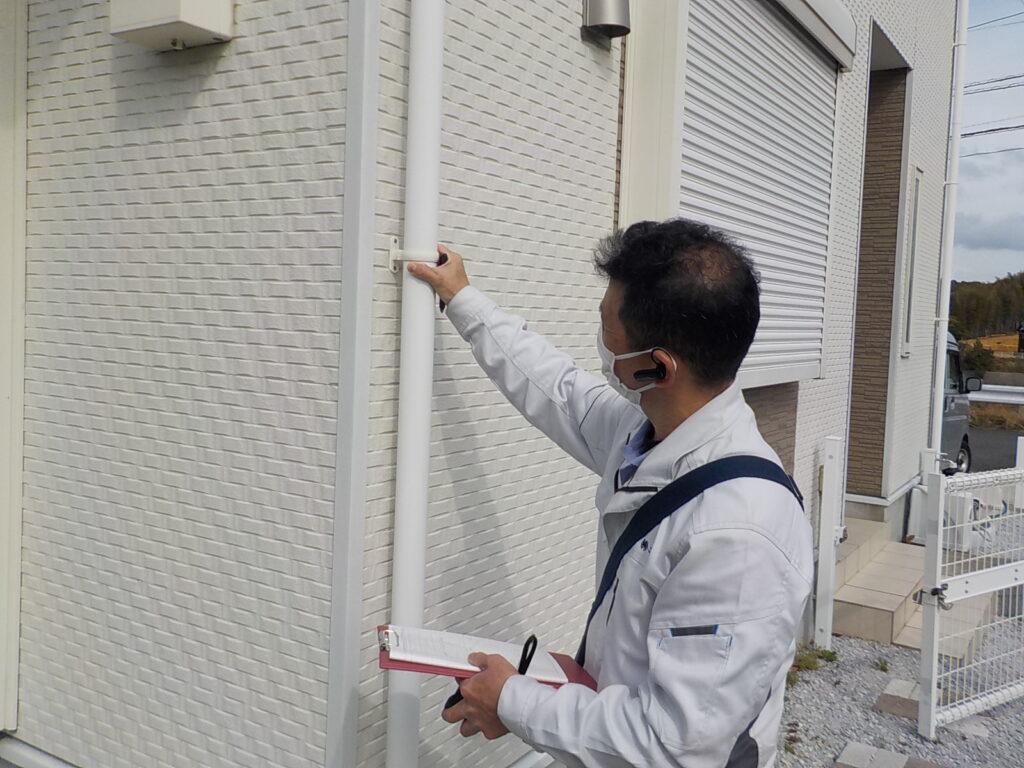 樋塗装 北九州市