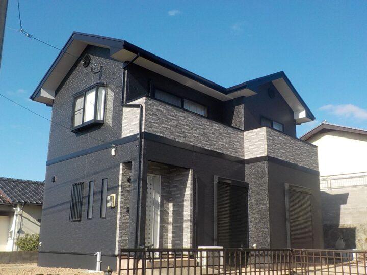 中間市 M様邸 屋根・外壁塗装工事