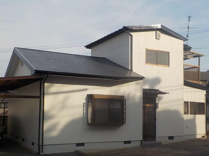 北九州市若松区 I様邸 屋根・外壁塗装工事