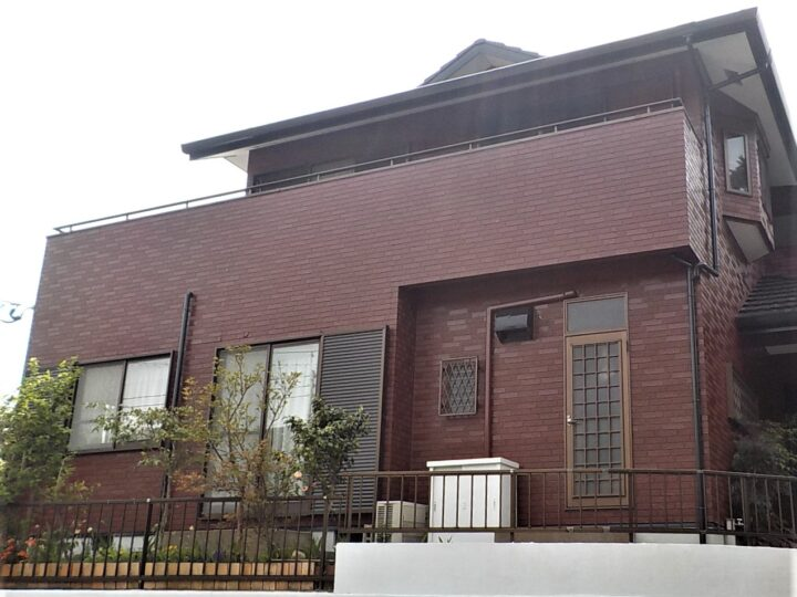 北九州市若松区T様邸 屋根・外壁塗装工事、付帯工事