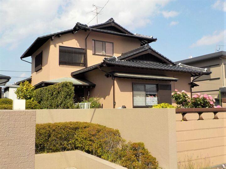 北九州市若松区 M様邸 屋根補修工事・外壁塗装工事