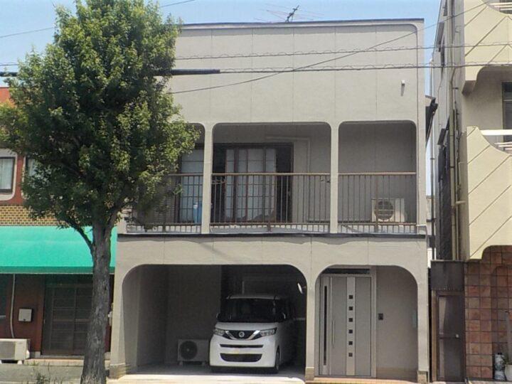 匿名希望様邸 外壁塗装工事、付帯工事