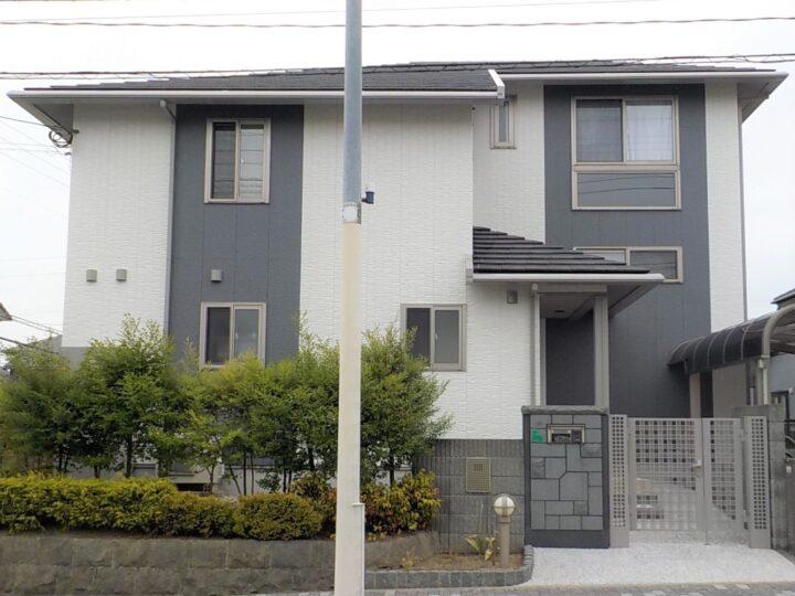 北九州市若松区T様邸 外壁塗装工事、付帯工事