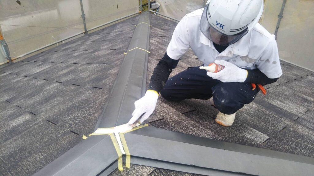 屋根塗装 北九州市