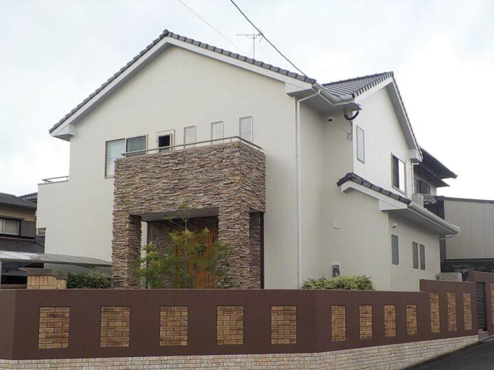 北九州市八幡西区 I様邸 屋根・外壁塗装工事
