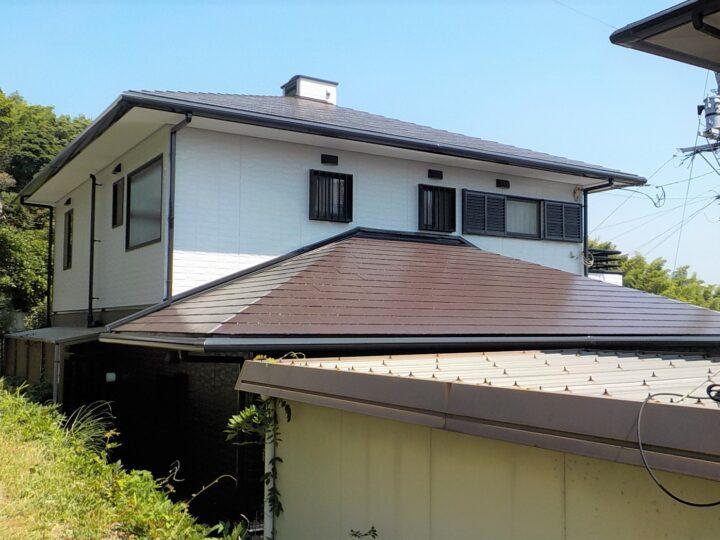 北九州市若松区 M様邸 屋根・外壁塗装工事
