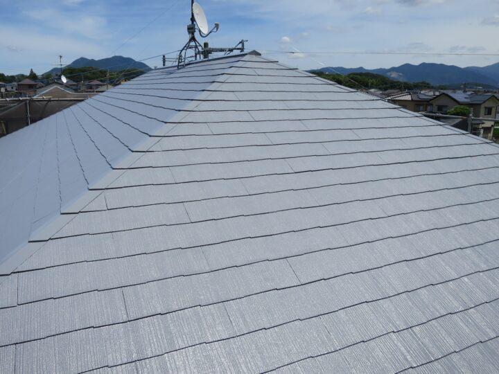 匿名希望様邸 屋根塗装工事、付帯工事